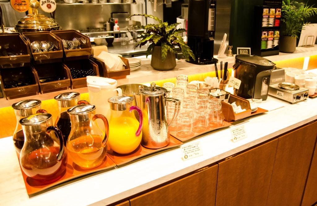 コワーキングスペース Katsuki Cafeのフリードリンク